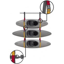 Rack Express Kayak and Board