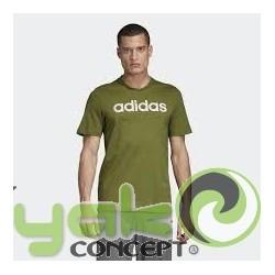 Adidas - Essential Linear Tee Vert